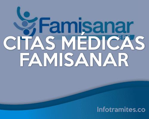 Citas médicas Famisanar