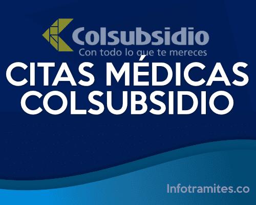 Colsubsidio Citas médicas
