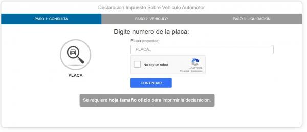 Impuesto sobre los coches en Barranquilla
